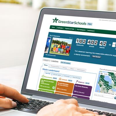 Green Star Schools Dashboard