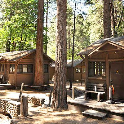 Half Dome Village Cabin Rehab Plan