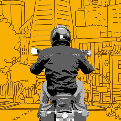 Vision Zero Motorcycle Safety