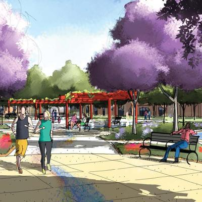 Orion Park Design
