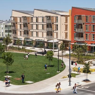 UC Davis West Village Master Plan