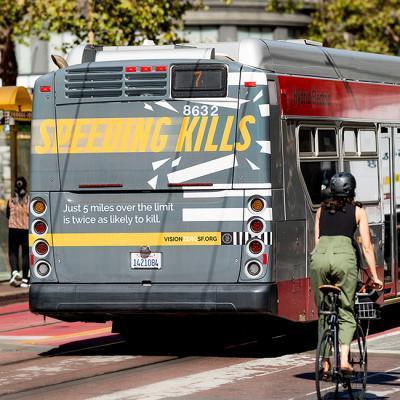 Speeding Behavior Change Campaign
