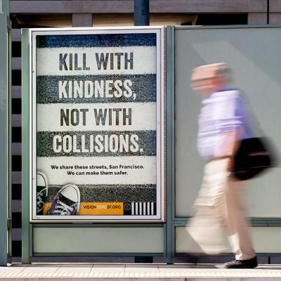 Vision Zero SF Traffic Safety Behavior Change