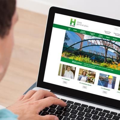 Hayward ePlan Website