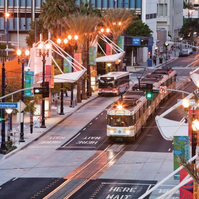 Long Beach Transit Mall