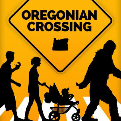 "Oregon Department of Transportation's ""Oregonians Crossing"" campaign"