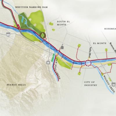 San Gabriel River Master Plan