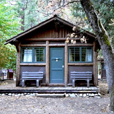 Half Dome Village Cabin Rehab