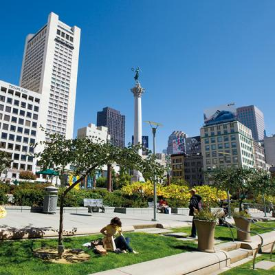 Union Square Business Improvement District Strategic Plan